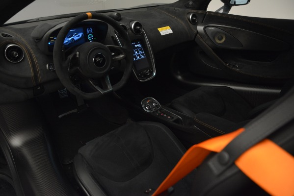 Used 2019 McLaren 600LT Luxury for sale Call for price at Maserati of Greenwich in Greenwich CT 06830 17