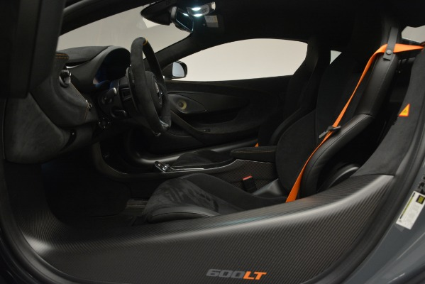 Used 2019 McLaren 600LT Luxury for sale Call for price at Maserati of Greenwich in Greenwich CT 06830 18