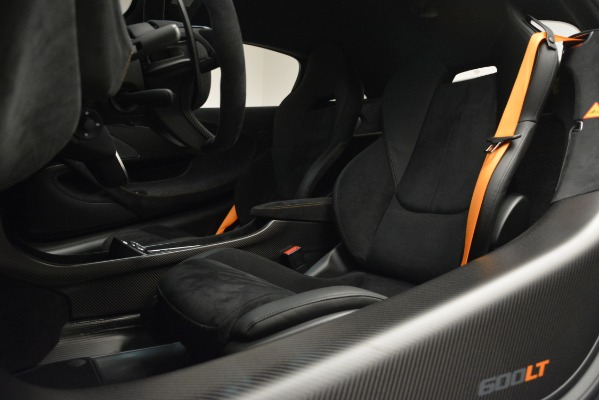 Used 2019 McLaren 600LT Luxury for sale Call for price at Maserati of Greenwich in Greenwich CT 06830 19
