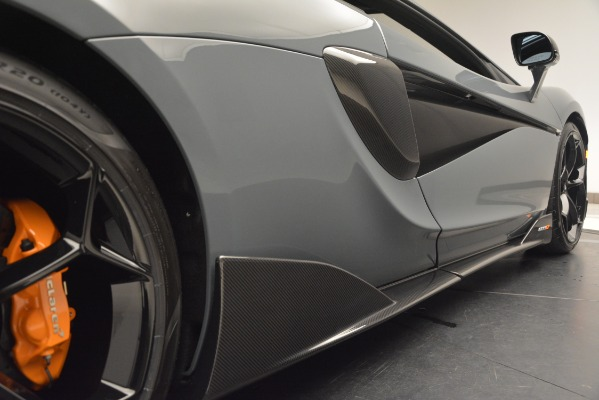 Used 2019 McLaren 600LT Luxury for sale Call for price at Maserati of Greenwich in Greenwich CT 06830 25