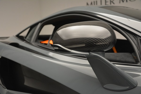 Used 2019 McLaren 600LT Luxury for sale Call for price at Maserati of Greenwich in Greenwich CT 06830 26