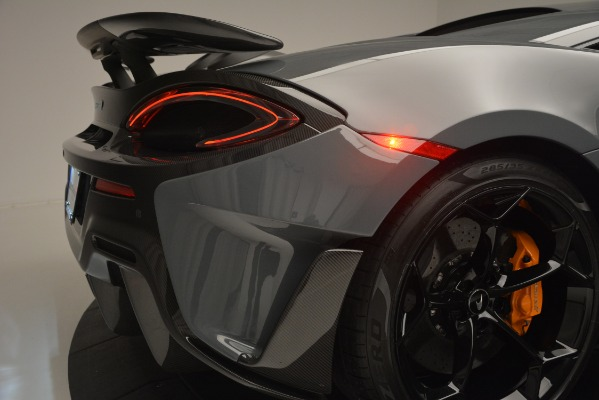 Used 2019 McLaren 600LT Luxury for sale Call for price at Maserati of Greenwich in Greenwich CT 06830 27