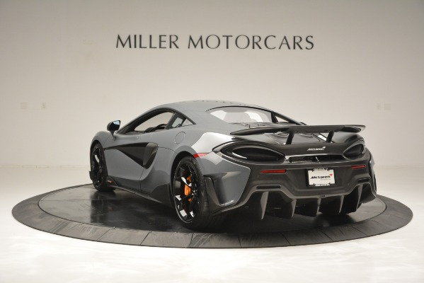 Used 2019 McLaren 600LT Luxury for sale Call for price at Maserati of Greenwich in Greenwich CT 06830 5