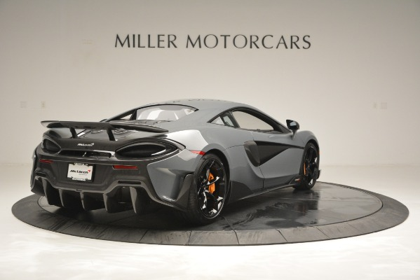 Used 2019 McLaren 600LT Luxury for sale Call for price at Maserati of Greenwich in Greenwich CT 06830 7