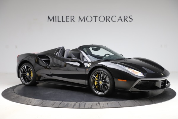 Used 2017 Ferrari 488 Spider for sale $284,900 at Maserati of Greenwich in Greenwich CT 06830 10