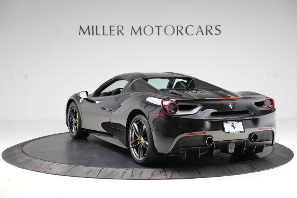 Used 2017 Ferrari 488 Spider for sale $284,900 at Maserati of Greenwich in Greenwich CT 06830 17