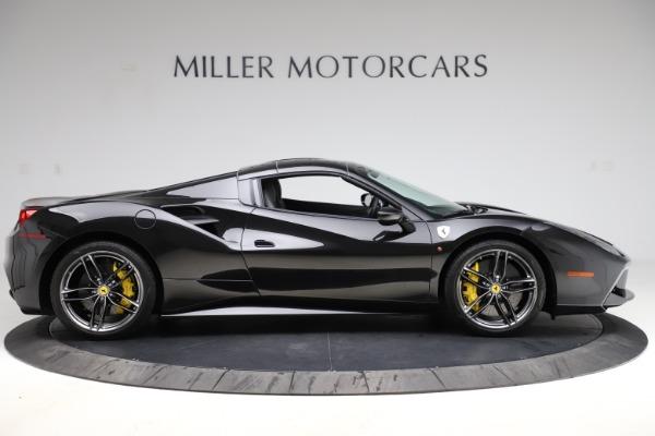 Used 2017 Ferrari 488 Spider for sale $284,900 at Maserati of Greenwich in Greenwich CT 06830 21