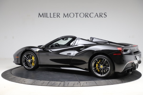 Used 2017 Ferrari 488 Spider for sale $284,900 at Maserati of Greenwich in Greenwich CT 06830 4
