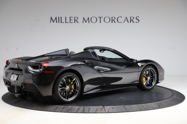Used 2017 Ferrari 488 Spider for sale $284,900 at Maserati of Greenwich in Greenwich CT 06830 8