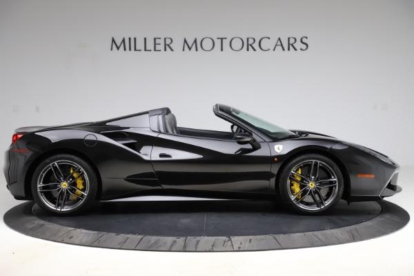 Used 2017 Ferrari 488 Spider for sale $284,900 at Maserati of Greenwich in Greenwich CT 06830 9