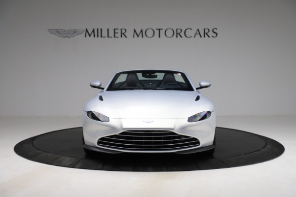 New 2021 Aston Martin Vantage Roadster for sale $184,286 at Maserati of Greenwich in Greenwich CT 06830 11