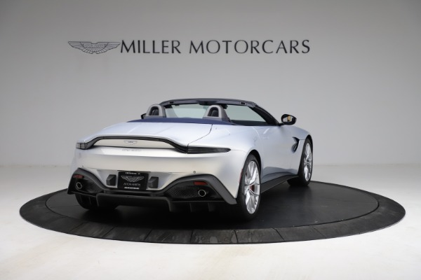 New 2021 Aston Martin Vantage Roadster for sale $184,286 at Maserati of Greenwich in Greenwich CT 06830 6