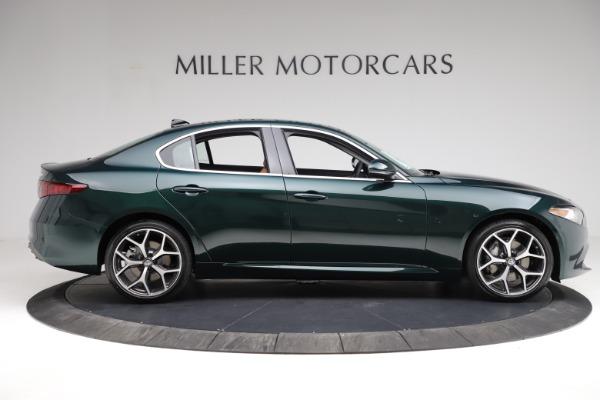 New 2021 Alfa Romeo Giulia Ti Q4 for sale $52,600 at Maserati of Greenwich in Greenwich CT 06830 11