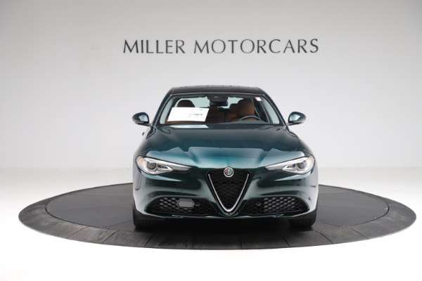 New 2021 Alfa Romeo Giulia Ti Q4 for sale $52,600 at Maserati of Greenwich in Greenwich CT 06830 15