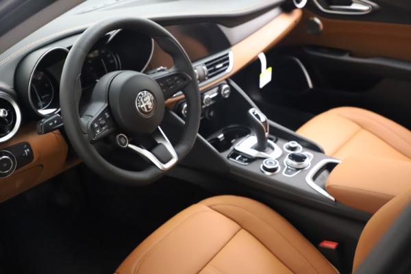 New 2021 Alfa Romeo Giulia Ti Q4 for sale $52,600 at Maserati of Greenwich in Greenwich CT 06830 16