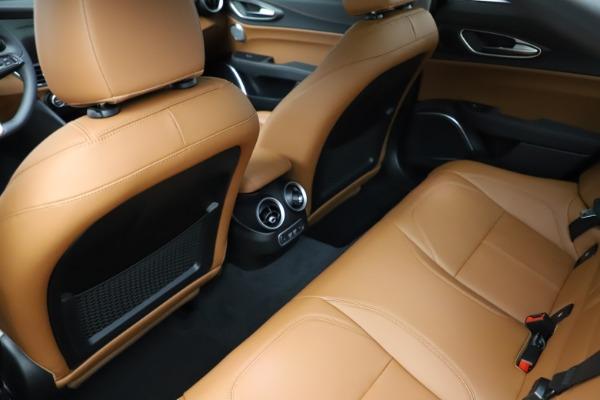 New 2021 Alfa Romeo Giulia Ti Q4 for sale $52,600 at Maserati of Greenwich in Greenwich CT 06830 21