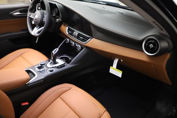 New 2021 Alfa Romeo Giulia Ti Q4 for sale $52,600 at Maserati of Greenwich in Greenwich CT 06830 23