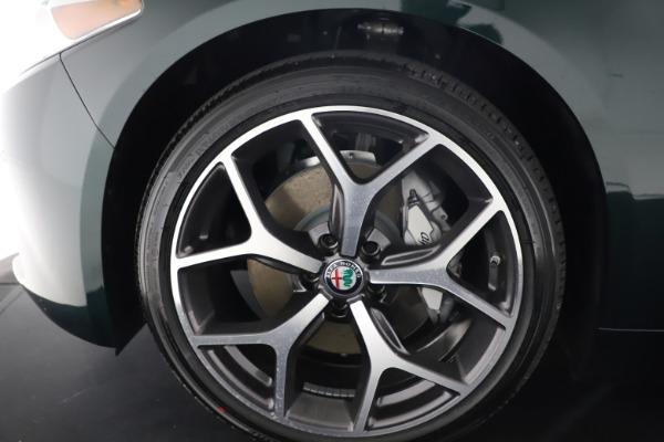 New 2021 Alfa Romeo Giulia Ti Q4 for sale $52,600 at Maserati of Greenwich in Greenwich CT 06830 27