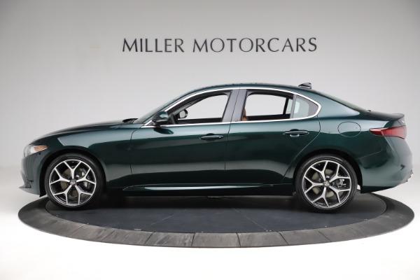New 2021 Alfa Romeo Giulia Ti Q4 for sale $52,600 at Maserati of Greenwich in Greenwich CT 06830 4