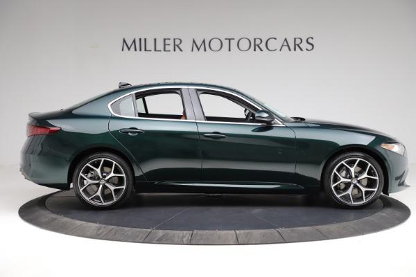 New 2021 Alfa Romeo Giulia Ti Q4 for sale $52,600 at Maserati of Greenwich in Greenwich CT 06830 9