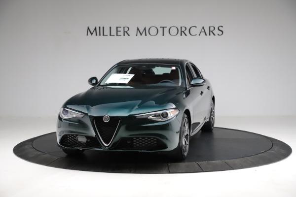 New 2021 Alfa Romeo Giulia Ti Q4 for sale $52,600 at Maserati of Greenwich in Greenwich CT 06830 1
