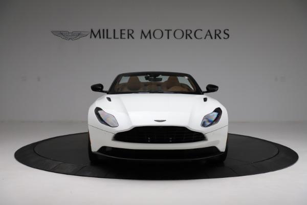New 2021 Aston Martin DB11 Volante for sale $272,686 at Maserati of Greenwich in Greenwich CT 06830 11