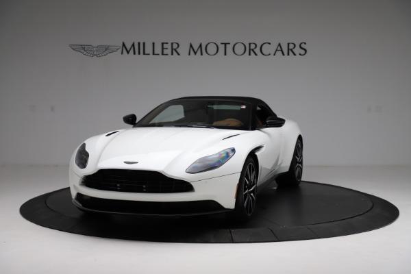 New 2021 Aston Martin DB11 Volante for sale $272,686 at Maserati of Greenwich in Greenwich CT 06830 12