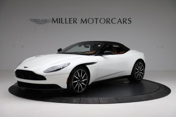 New 2021 Aston Martin DB11 Volante for sale $272,686 at Maserati of Greenwich in Greenwich CT 06830 13