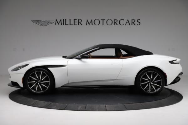 New 2021 Aston Martin DB11 Volante for sale $272,686 at Maserati of Greenwich in Greenwich CT 06830 14