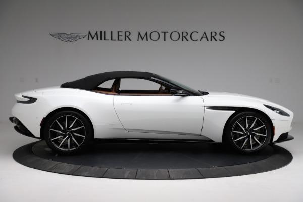 New 2021 Aston Martin DB11 Volante for sale $272,686 at Maserati of Greenwich in Greenwich CT 06830 15