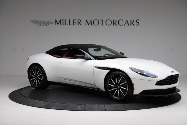 New 2021 Aston Martin DB11 Volante for sale $272,686 at Maserati of Greenwich in Greenwich CT 06830 16