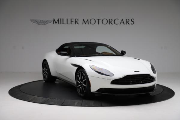 New 2021 Aston Martin DB11 Volante for sale $272,686 at Maserati of Greenwich in Greenwich CT 06830 17