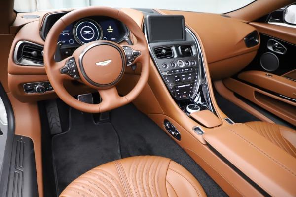 New 2021 Aston Martin DB11 Volante for sale $272,686 at Maserati of Greenwich in Greenwich CT 06830 19