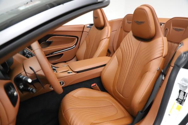 New 2021 Aston Martin DB11 Volante for sale $272,686 at Maserati of Greenwich in Greenwich CT 06830 20