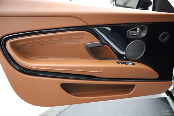 New 2021 Aston Martin DB11 Volante for sale $272,686 at Maserati of Greenwich in Greenwich CT 06830 22