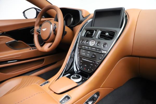 New 2021 Aston Martin DB11 Volante for sale $272,686 at Maserati of Greenwich in Greenwich CT 06830 23