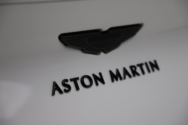 New 2021 Aston Martin DB11 Volante for sale $272,686 at Maserati of Greenwich in Greenwich CT 06830 25