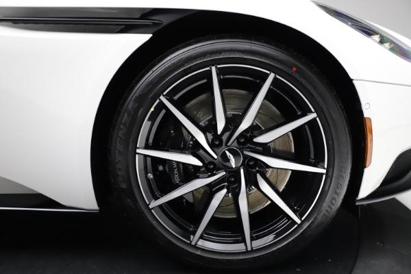 New 2021 Aston Martin DB11 Volante for sale $272,686 at Maserati of Greenwich in Greenwich CT 06830 26