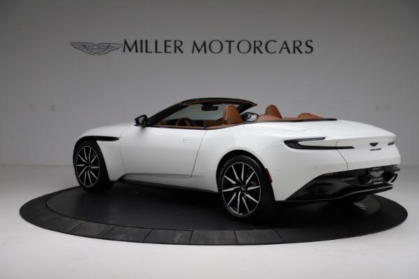 New 2021 Aston Martin DB11 Volante for sale $272,686 at Maserati of Greenwich in Greenwich CT 06830 3