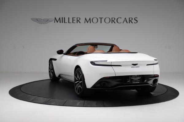 New 2021 Aston Martin DB11 Volante for sale $272,686 at Maserati of Greenwich in Greenwich CT 06830 4