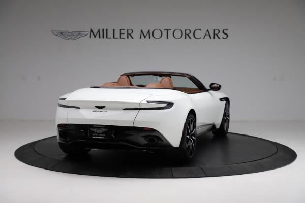 New 2021 Aston Martin DB11 Volante for sale $272,686 at Maserati of Greenwich in Greenwich CT 06830 6