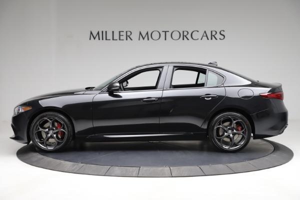 New 2021 Alfa Romeo Giulia Ti Sport Q4 for sale $53,850 at Maserati of Greenwich in Greenwich CT 06830 4