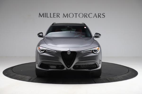 New 2021 Alfa Romeo Stelvio Ti Sport Q4 for sale $56,150 at Maserati of Greenwich in Greenwich CT 06830 13