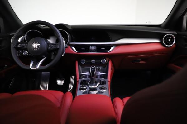 New 2021 Alfa Romeo Stelvio Ti Sport Q4 for sale $56,150 at Maserati of Greenwich in Greenwich CT 06830 16