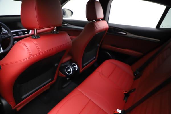 New 2021 Alfa Romeo Stelvio Ti Sport Q4 for sale $56,150 at Maserati of Greenwich in Greenwich CT 06830 18