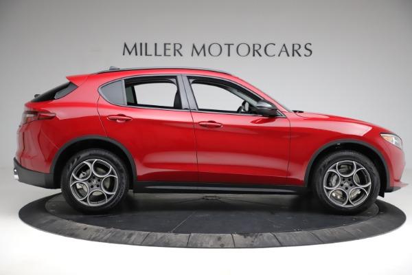 New 2021 Alfa Romeo Stelvio Q4 for sale $50,535 at Maserati of Greenwich in Greenwich CT 06830 10