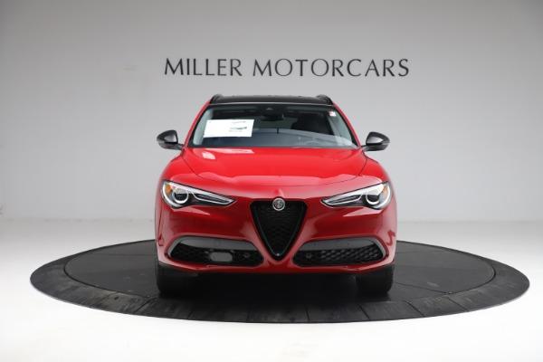 New 2021 Alfa Romeo Stelvio Q4 for sale $50,535 at Maserati of Greenwich in Greenwich CT 06830 13