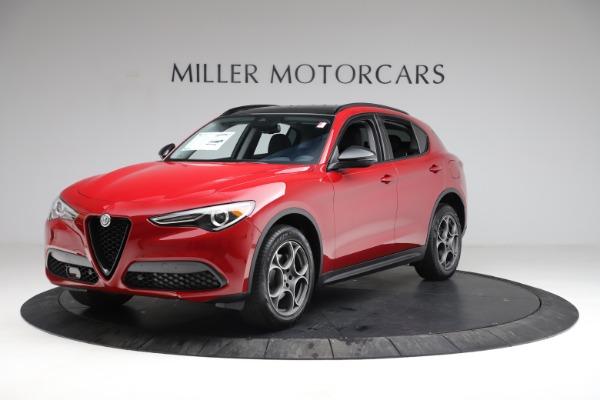 New 2021 Alfa Romeo Stelvio Q4 for sale $50,535 at Maserati of Greenwich in Greenwich CT 06830 2