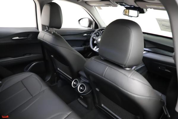New 2021 Alfa Romeo Stelvio Q4 for sale $50,535 at Maserati of Greenwich in Greenwich CT 06830 24