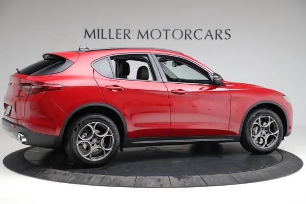 New 2021 Alfa Romeo Stelvio Q4 for sale $50,535 at Maserati of Greenwich in Greenwich CT 06830 9